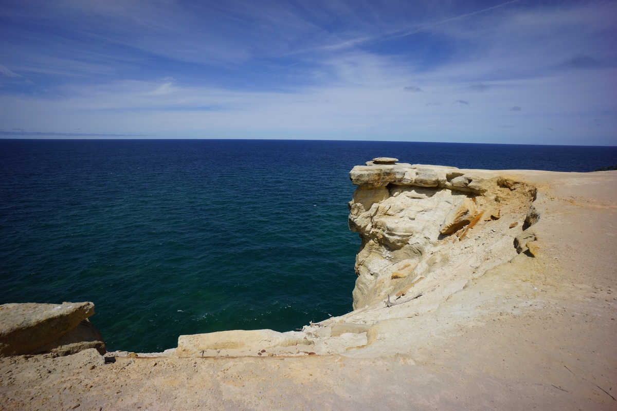 grand portal point at pictured rocks