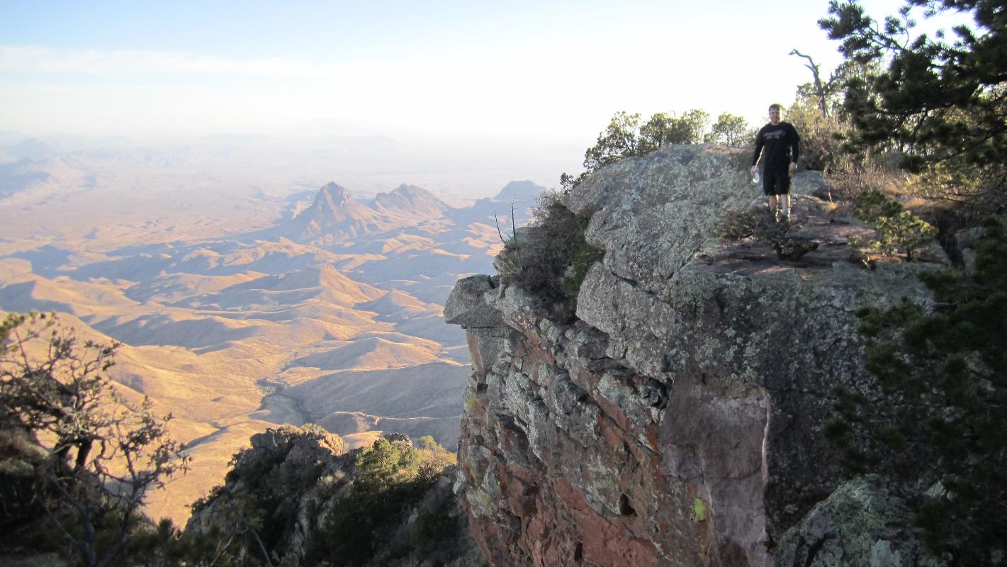 Big Bend National Park, TX - Hiking & Backpacking ...
