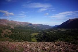 High Uintas Wilderness Backpacking August 2015 006