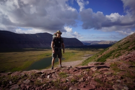 High Uintas Wilderness Backpacking August 2015 008