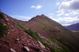 High Uintas Wilderness Backpacking August 2015 009