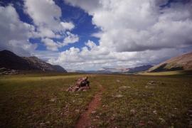 High Uintas Wilderness Backpacking August 2015 011