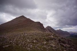 High Uintas Wilderness Backpacking August 2015 015