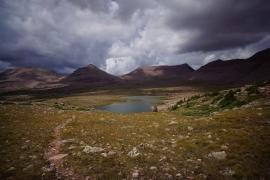 High Uintas Wilderness Backpacking August 2015 023