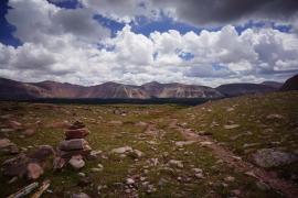 High Uintas Wilderness Backpacking August 2015 024