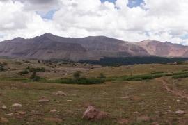 High Uintas Wilderness Backpacking August 2015 026