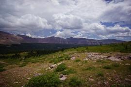 High Uintas Wilderness Backpacking August 2015 027