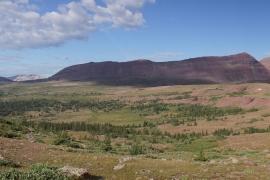 High Uintas Wilderness Backpacking August 2015 032