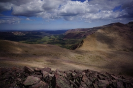 High Uintas Wilderness Backpacking August 2015 040