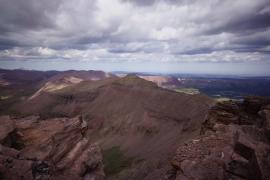 High Uintas Wilderness Backpacking August 2015 044