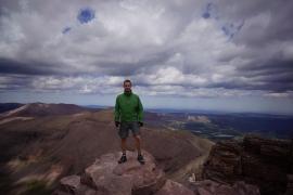 High Uintas Wilderness Backpacking August 2015 048