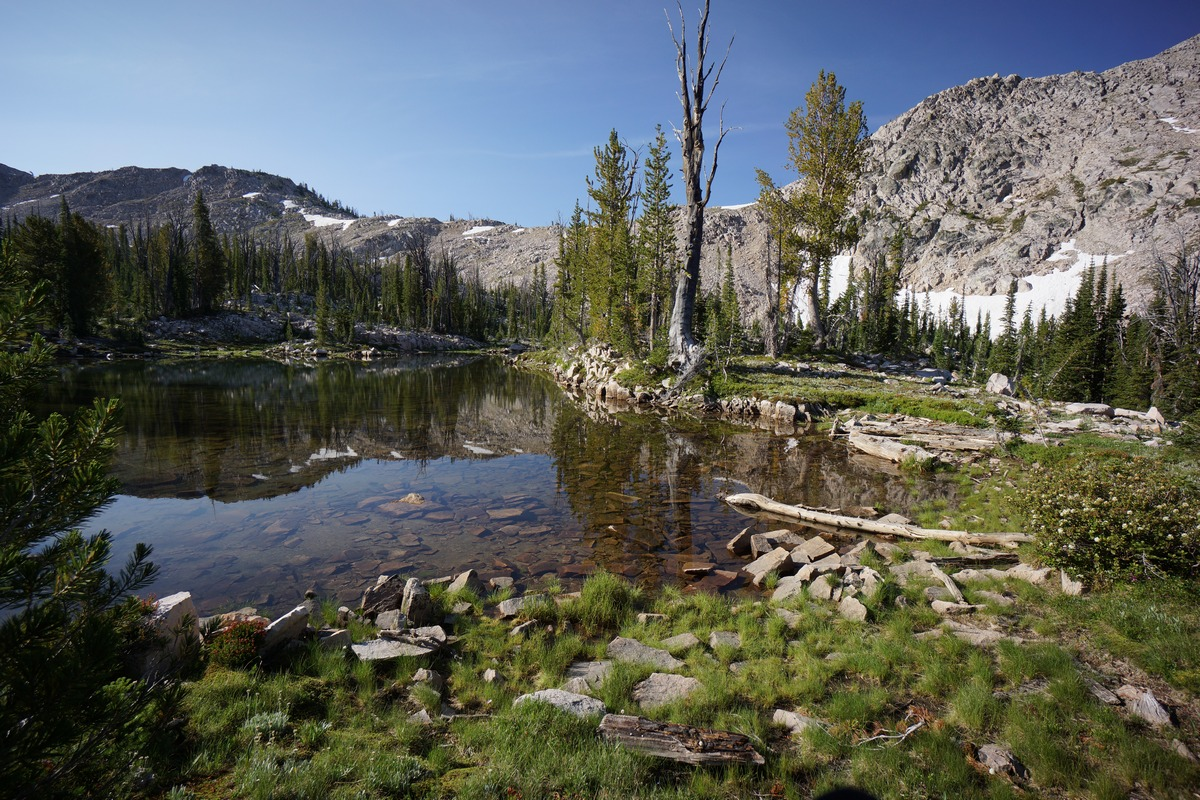 upper tenlake basin