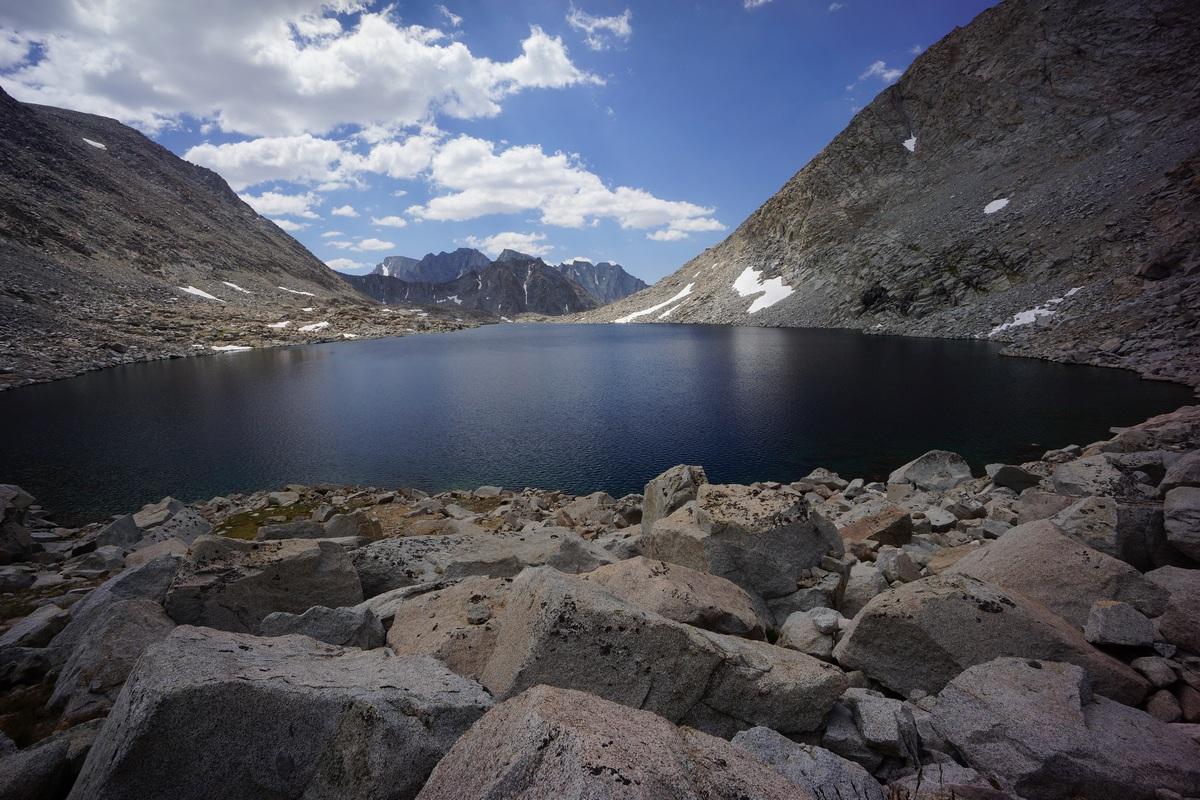 Lake 11,910