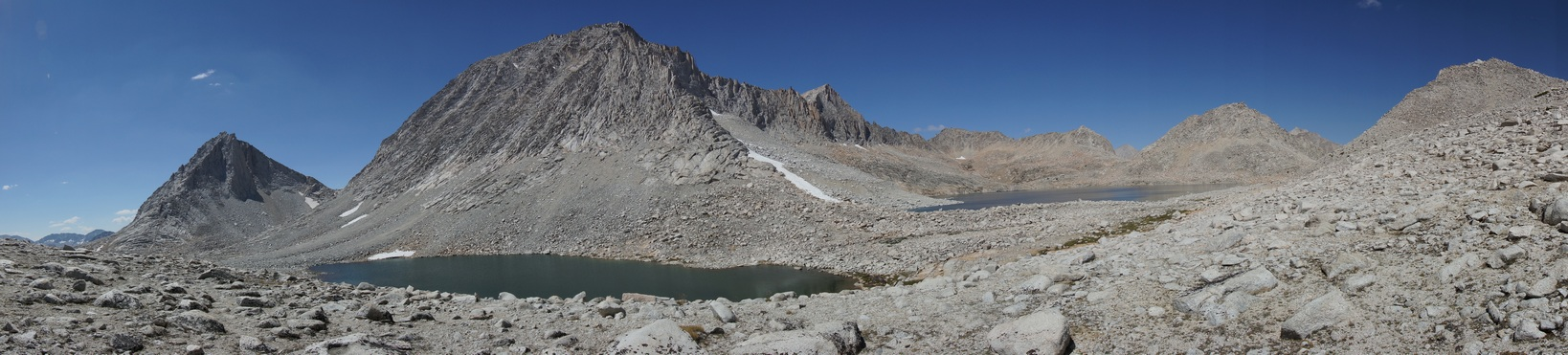 royce lakes panorama