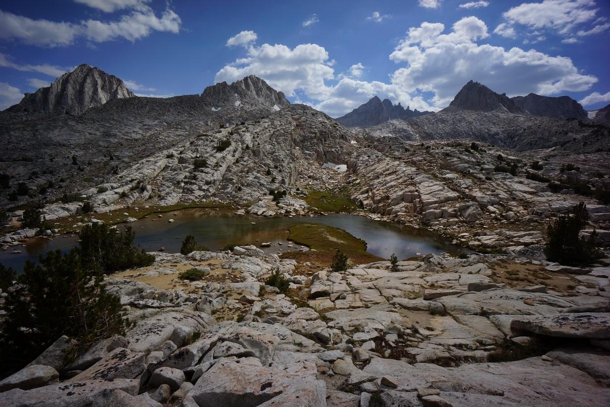 granite park campsite