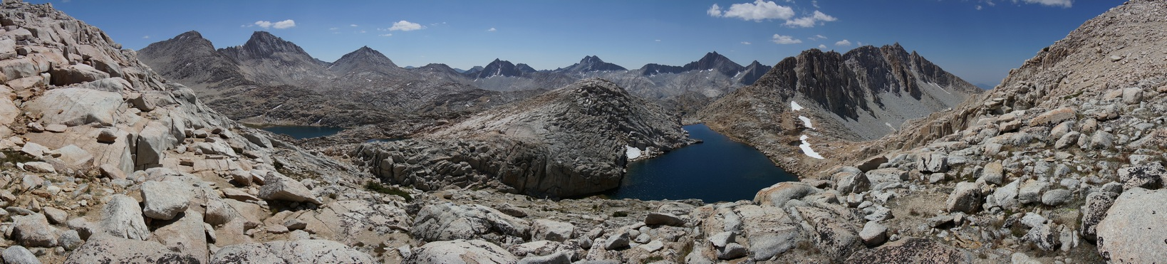 Bear Basin panorama