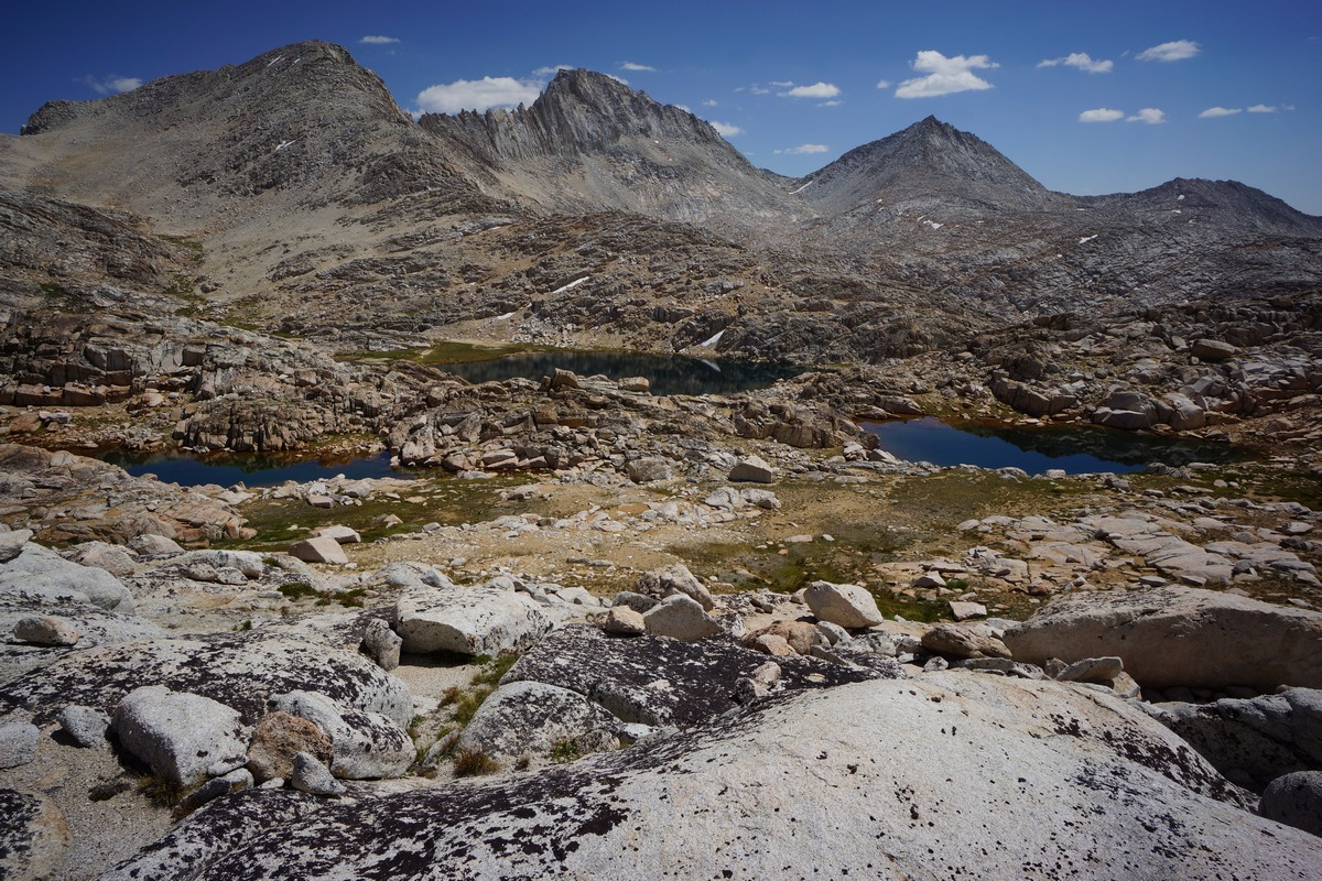 lakes in bear basin