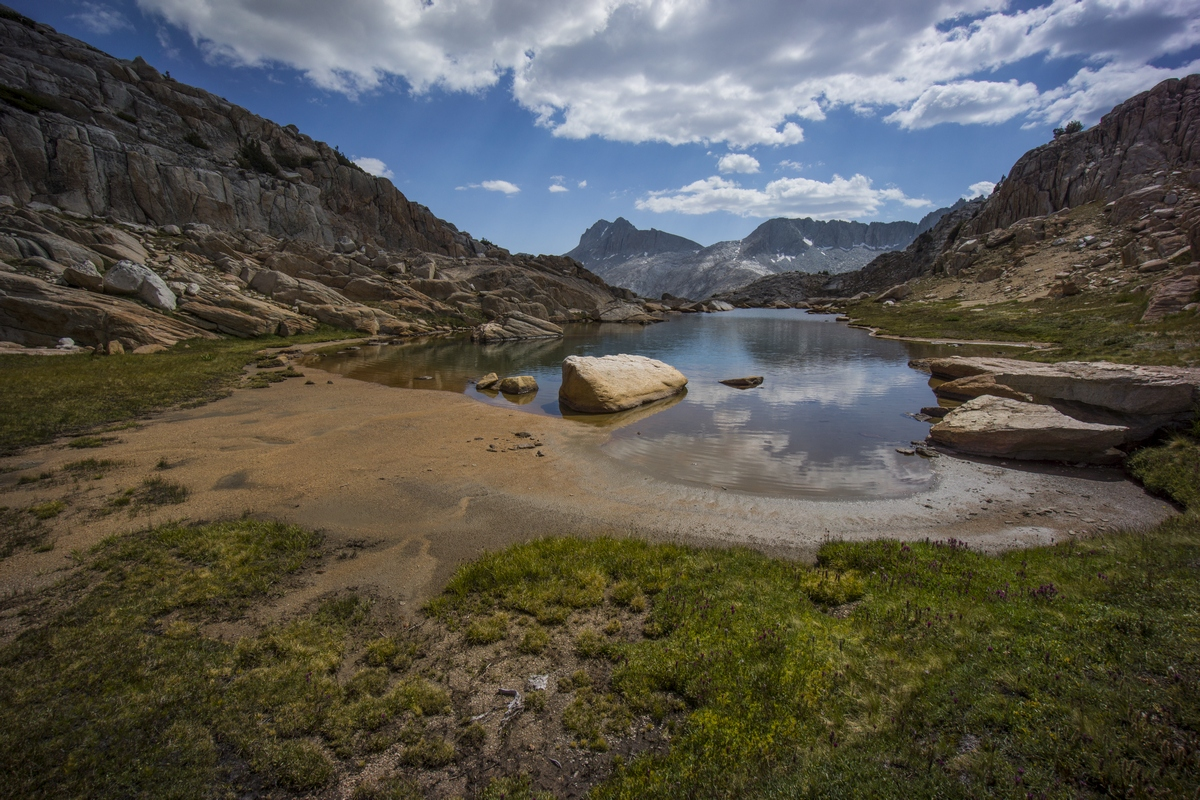 bear basin landscape photography
