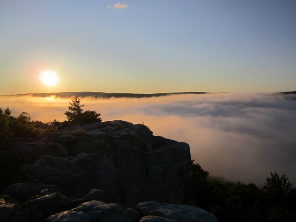 Sunrise in the Dolly Sods Wilderness, WV