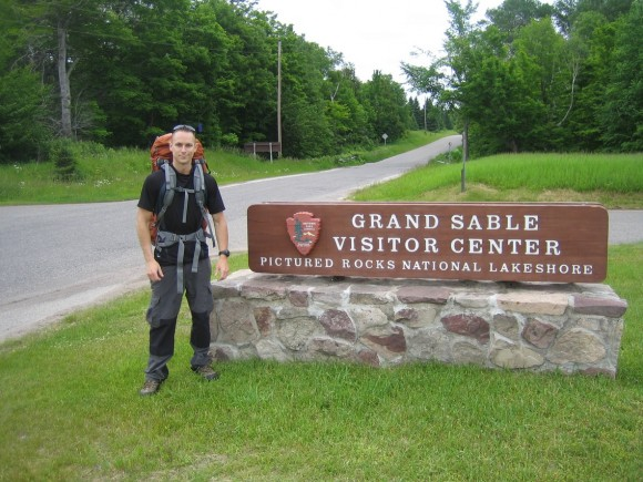pictured rocks grand sable visitor center