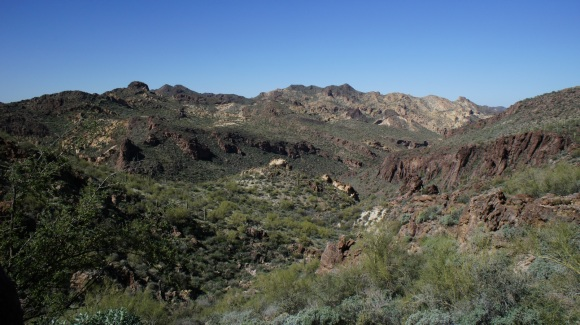 northern superstition wilderness labarge