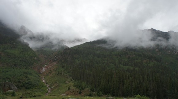 san juan mountains vallecito trail hike