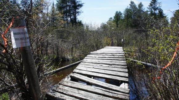 canada creek bridge as of may 2013