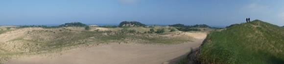 Nordhouse Dunes Panorama