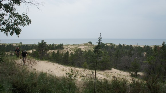Nordhouse Dunes Wilderness Hike