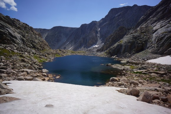 wind river range high route backpacking