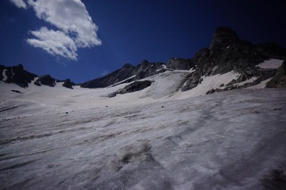 knifepoint glacier traverse