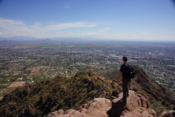 summit view camelback mountain phoenix az