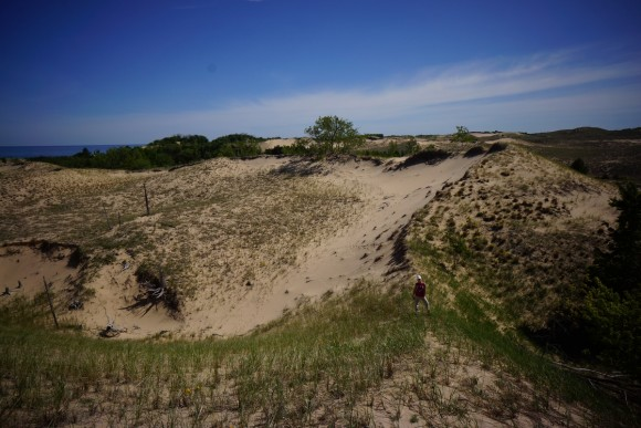 hiking nordhouse dunes