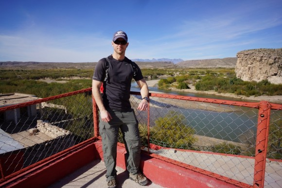 falcons restaurant overlook in boquillas mexico