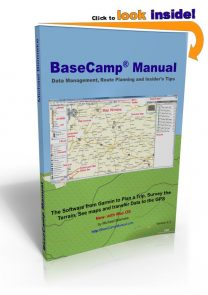 garmin basecamp GPS software user manual for hikers and backpackers